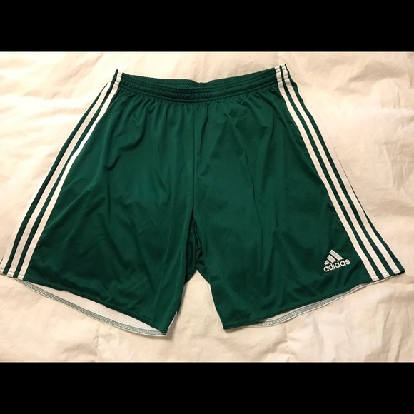 Shorts Poshmark Dark Soccer Green Adidas Fd6Sd